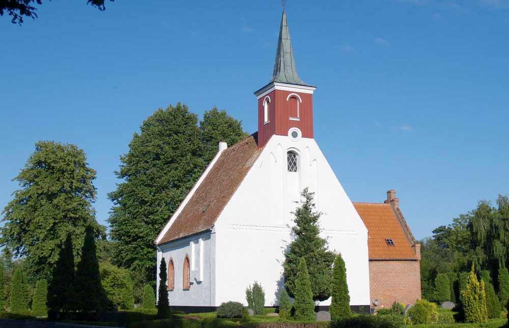 Folkekirken. Karleby Kirke.